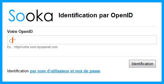 Identification par OpenID